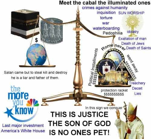 G-d will bring Justice I reveal His Mercy.