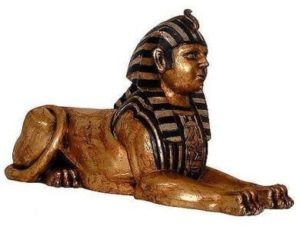 Sphinx Lion of Judah