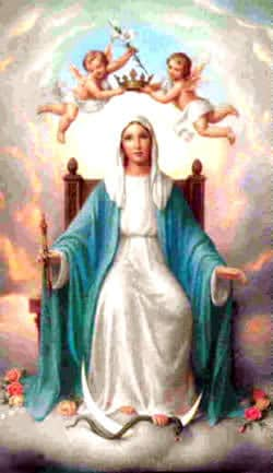 Mary, not Jesus, is crushing the serpent. Virgo is lifted over cancer and no one knows why suffering is being allowed?