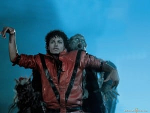 "Michael Jackson's performing ""Thriller"" Proverbs 8:36 KJV (36) But he that sinneth against me wrongeth his own soul: all they that hate me love death. Jesus was not number one in his life."