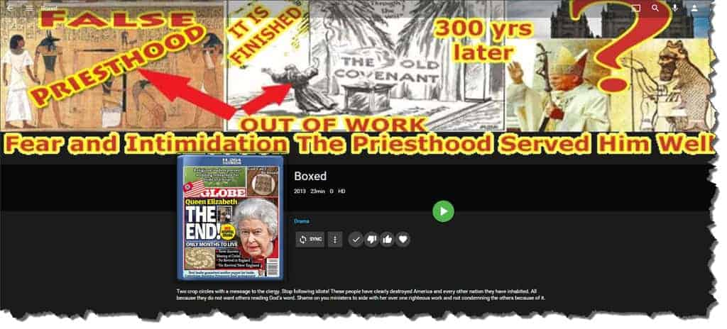 False Priesthood