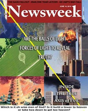G-d reveals the truth behind 911.